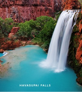 Havasupai Falls | Bryan Brazil