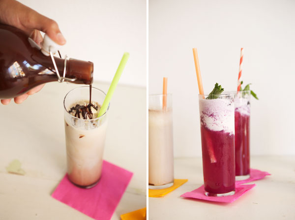 Old Fashioned Homemade Soda Party DIY   Oh Happy Day!