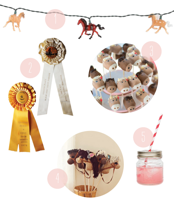 A Pony Party | Oh Happy Day!