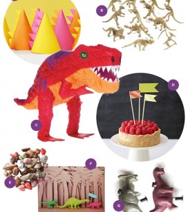 Dinosaur Party Supplies | Oh Happy Day!