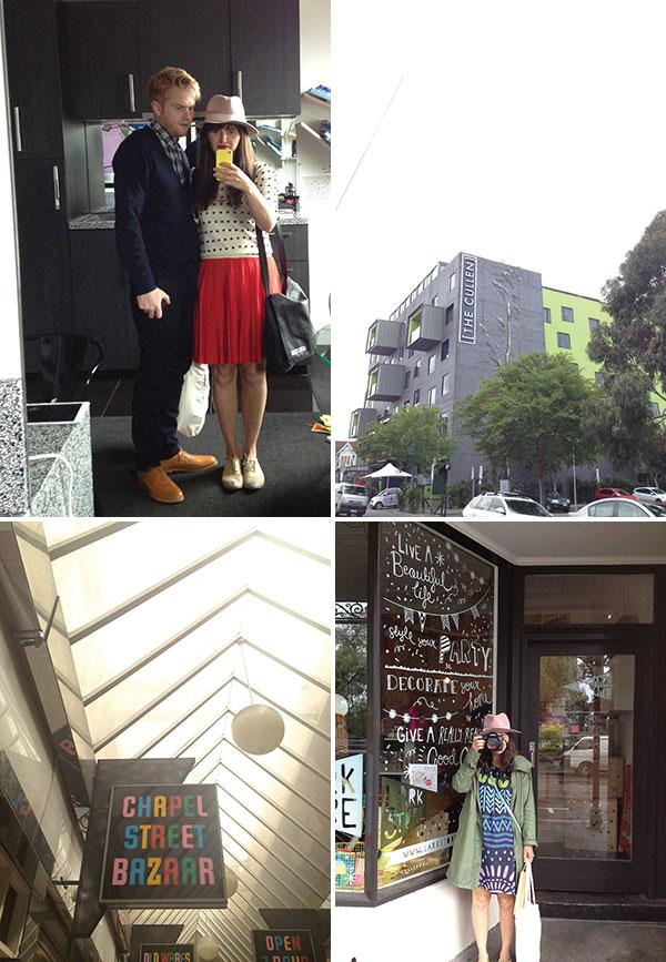 Melbourne Shops
