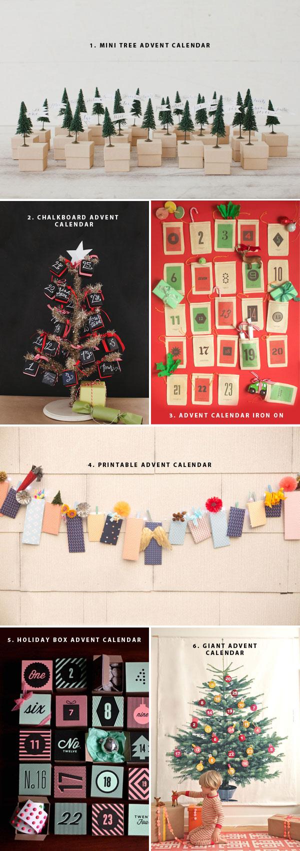Advent Calendar Ideas | Oh Happy Day!