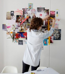 Our Inspiration Wall | Oh Happy Day!