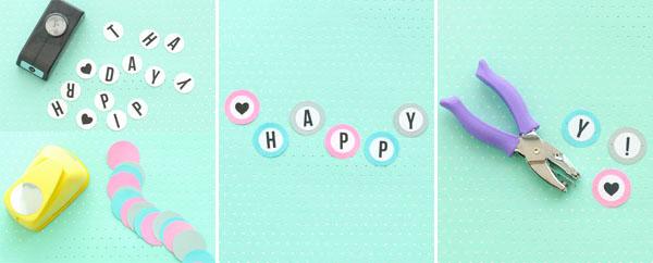 Happy Birthday Banner Box | Oh Happy Day!