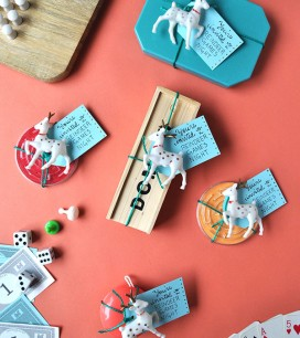 Reindeer Games Night Invitations | Oh Happy Day!