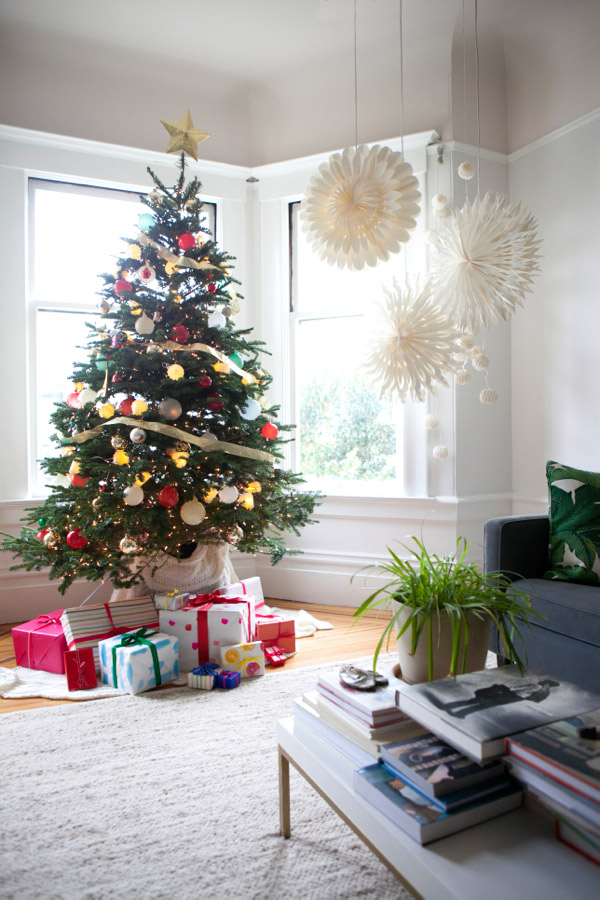Holiday Living Christmas Tree.Holiday Living Room A Giveaway
