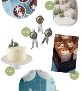 A Winter Olympics Party! | Oh Happy Day!