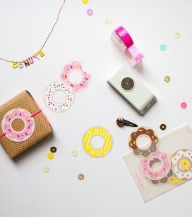 Free Donut Printables