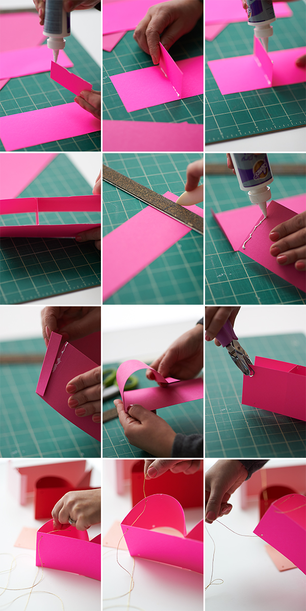 3D Birthday Banner DIY | Oh Happy Day!