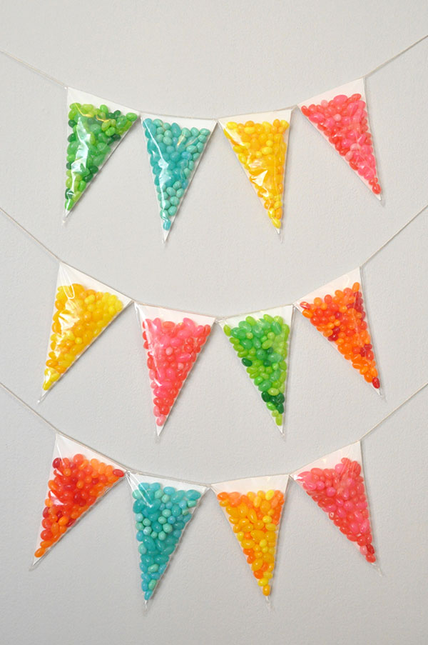 Jelly Bean Garland   Oh Happy Day!