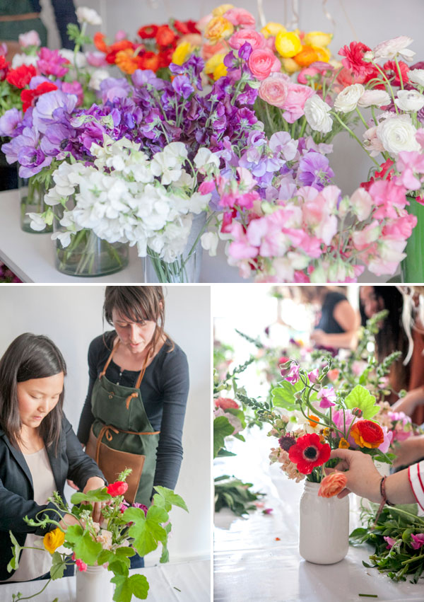 Oh Happy Day Craft Nights: Floral Design