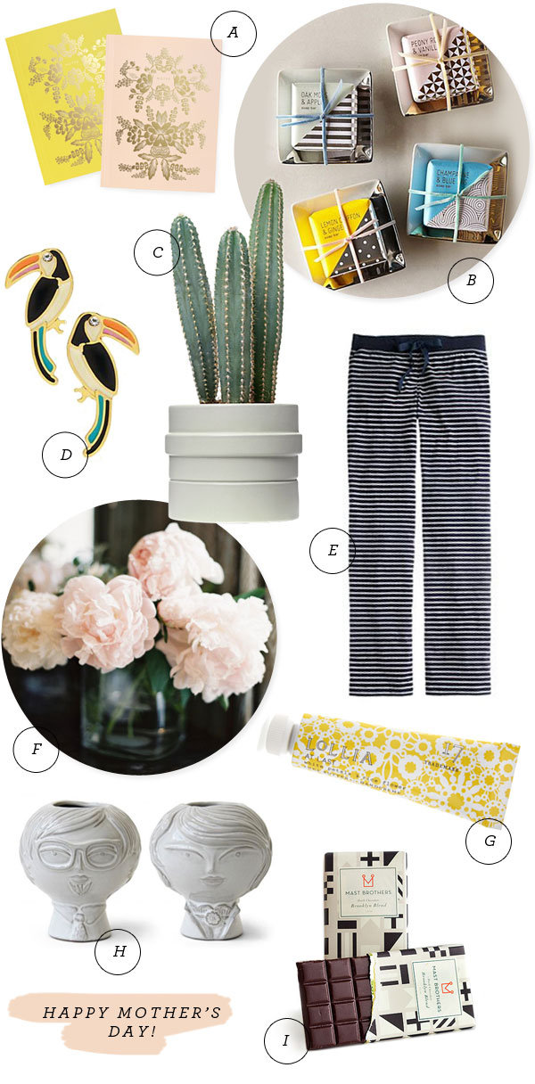Mother's Day Gift Ideas   Oh Happy Day!
