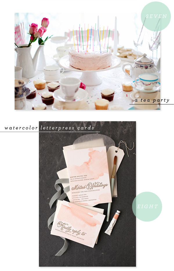 Favorite Party Pins: Pastels | Oh Happy Day!