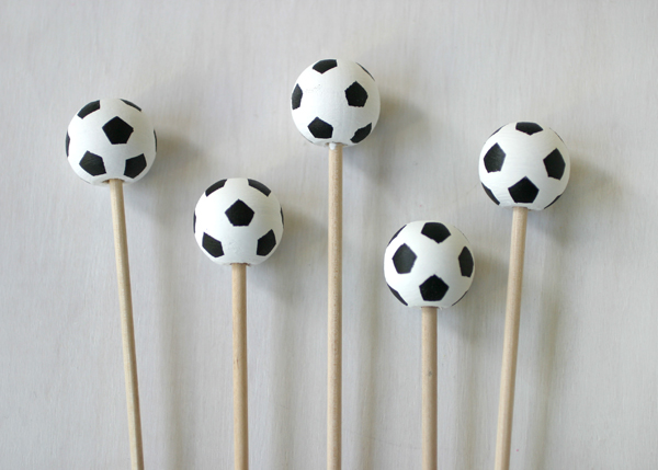 World Cup Swizzel Sticks | Oh Happy Day!