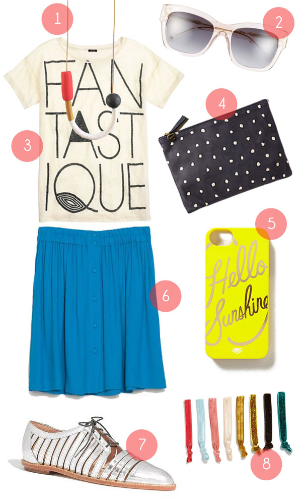 Clothes to Party In No. 13 | Oh Happy Day!