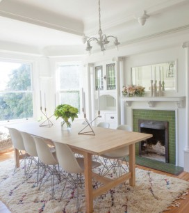 Dining Room Makeover | Oh Happy Day