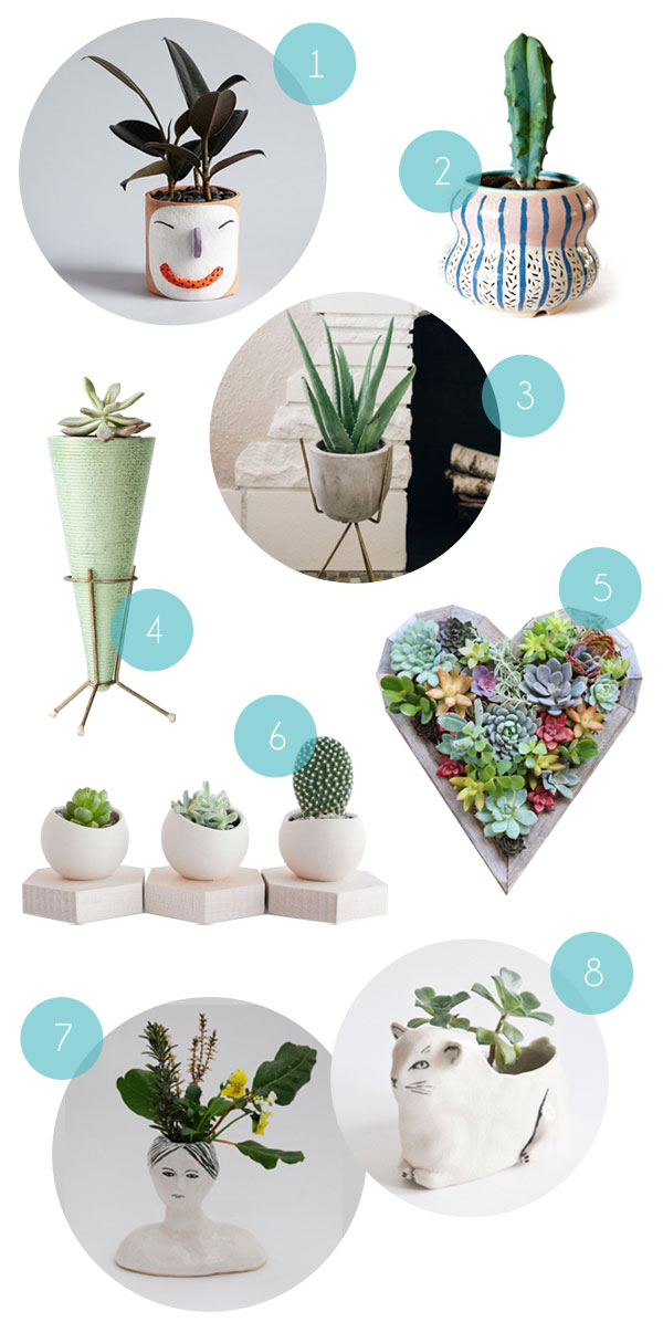 Planter Wishlist | Oh Happy Day!