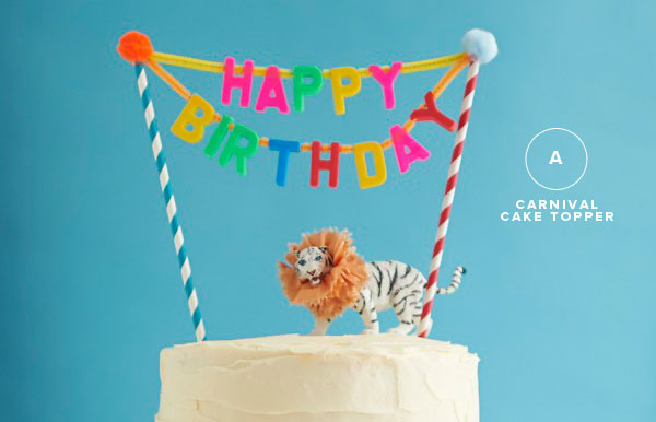 Carnival Party Ideas | Oh Happy Day!