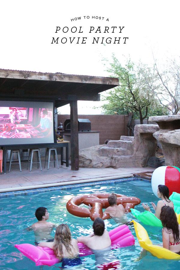 Diy Outdoor Movie Screen Projector