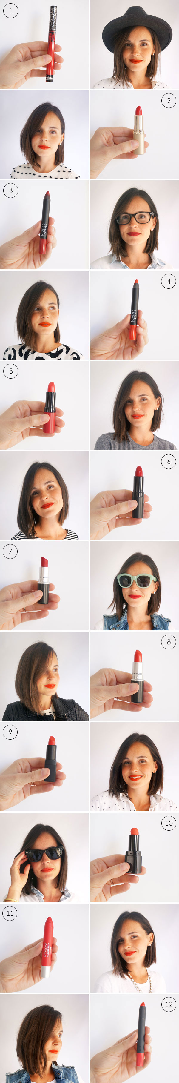 Best Red Lipstick | Oh Happy Day!