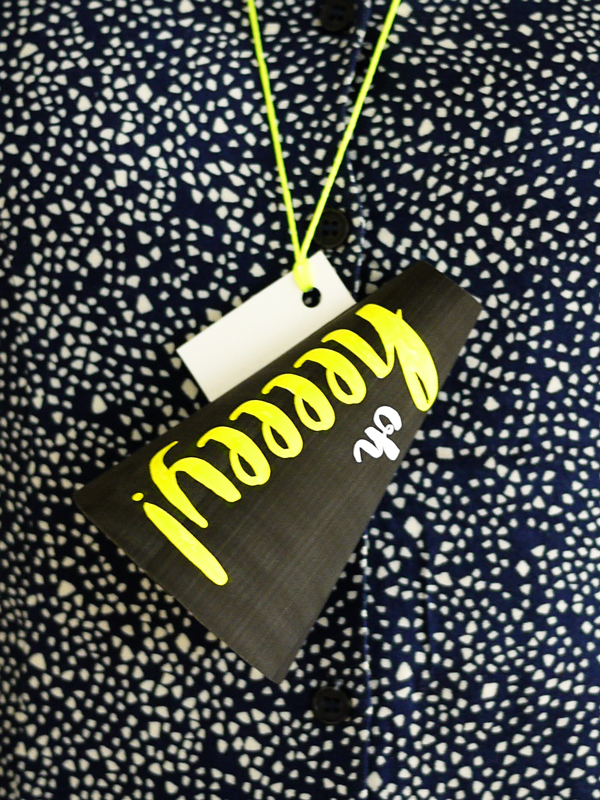 Printable Megaphone Necklace | Oh Happy Day!