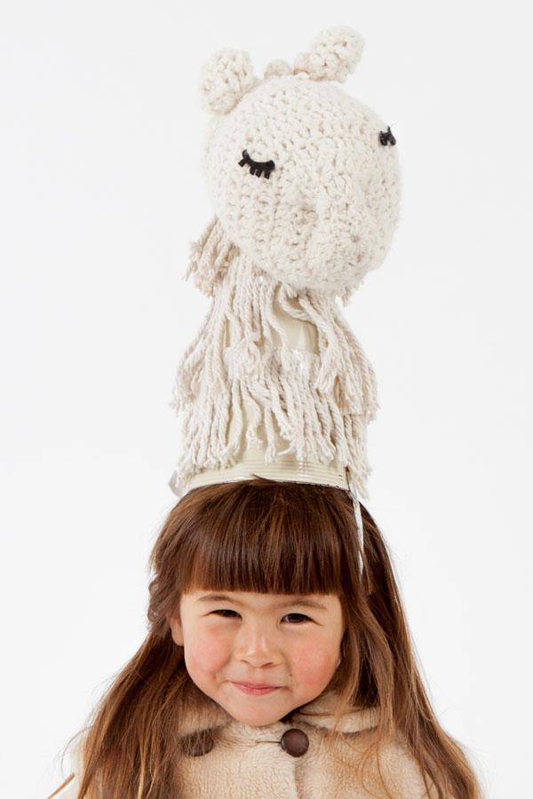 Little Llama Costume