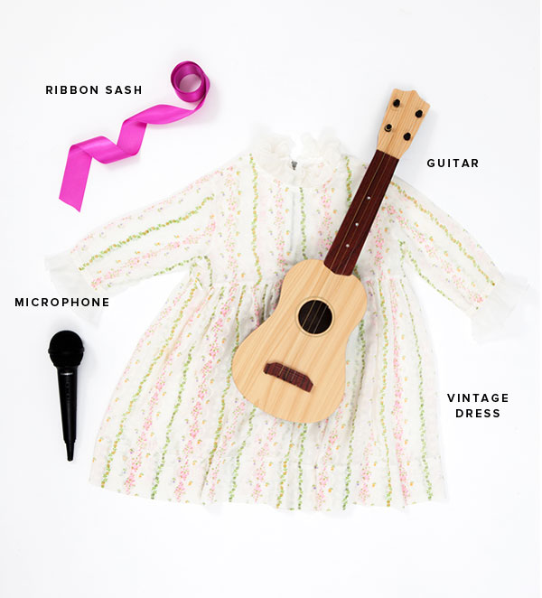 Little Musicians Costumes: June Carter | Oh Happy Day!