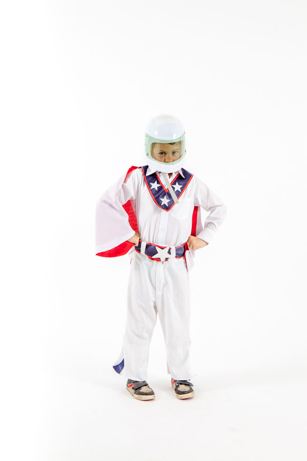 Evel Knievel Costume | Oh Happy Day!