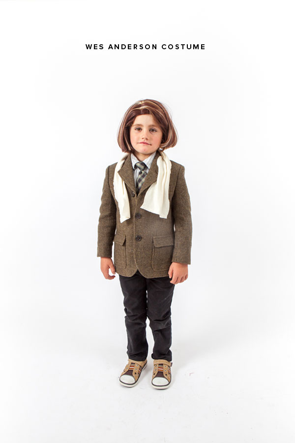 Wes Anderson Halloween Costume | Oh Happy Day!