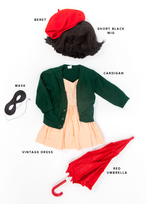 Amelie Halloween Costume | Oh Happy Day!