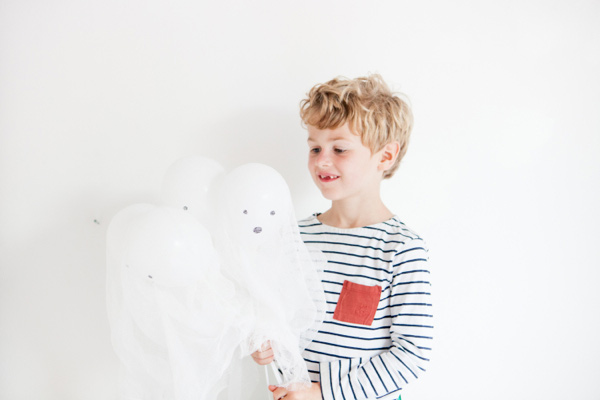 Ghost Stick DIY | Oh Happy Day