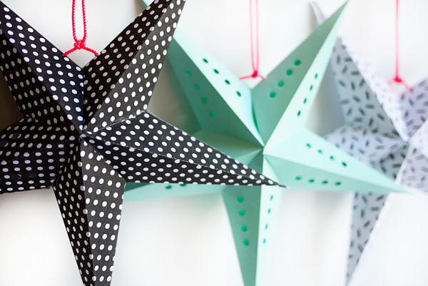 Printable Mini Super Stars | Oh Happy Day!