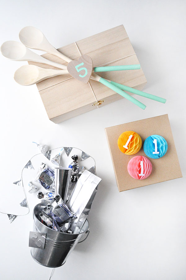 DIY Anniversary Gifts | Oh Happy Day!