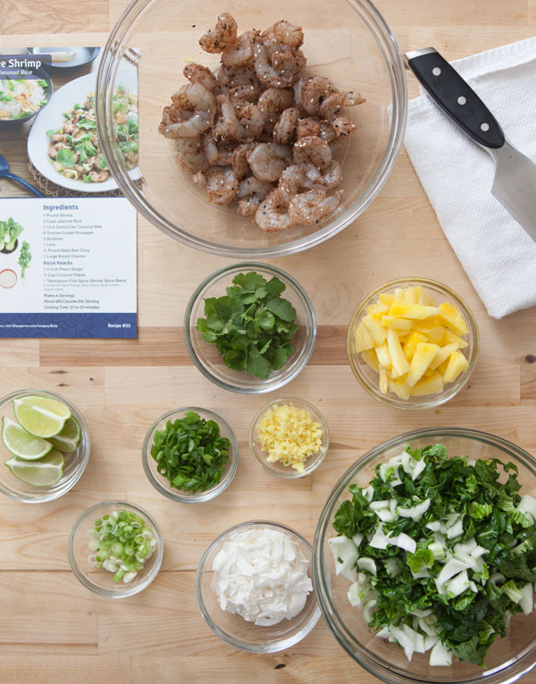Blue Apron Family Plan | Oh Happy Day!