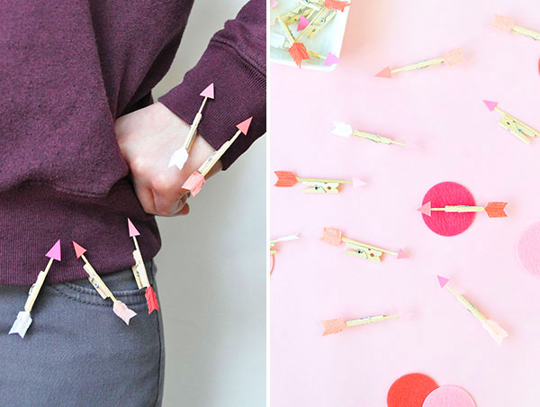 DIY Valentine Arrow Game | Oh Happy Day!