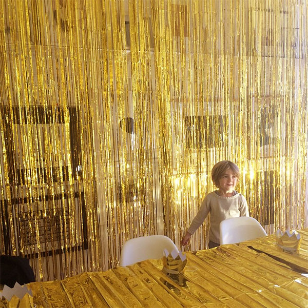 Gold Party   Oh Happy Day!