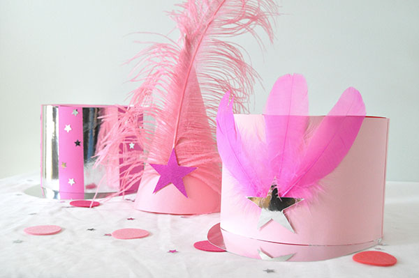 Majorette Party Hats   Oh Happy Day!