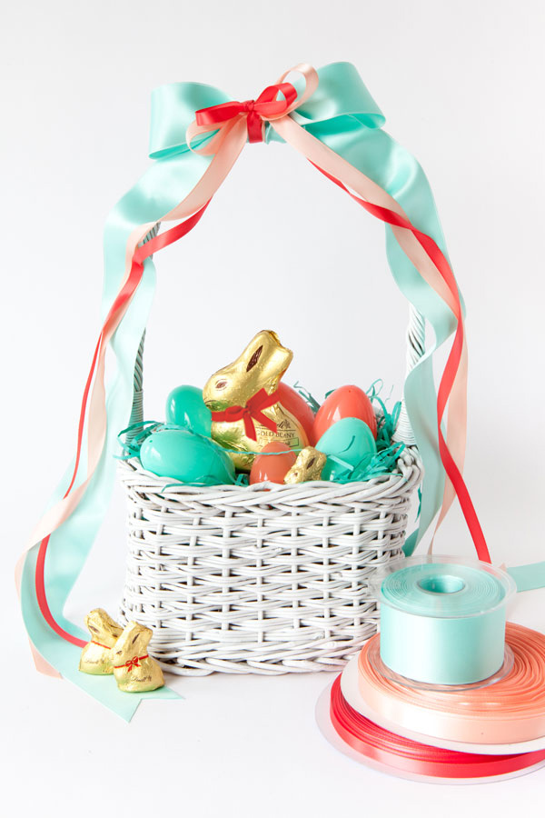Easter Baskets 3 Ways
