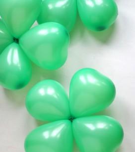 Shamrock Balloons | Oh Happy Day!