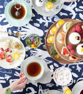 A Modern Tea Party   Oh Happy Day!
