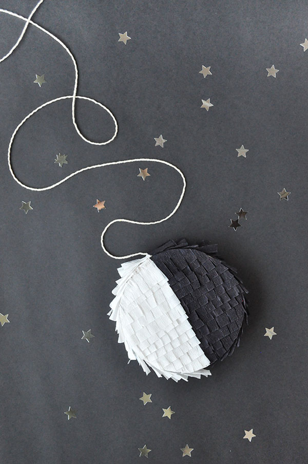 Moon Phase Piñatas | Oh Happy Day!