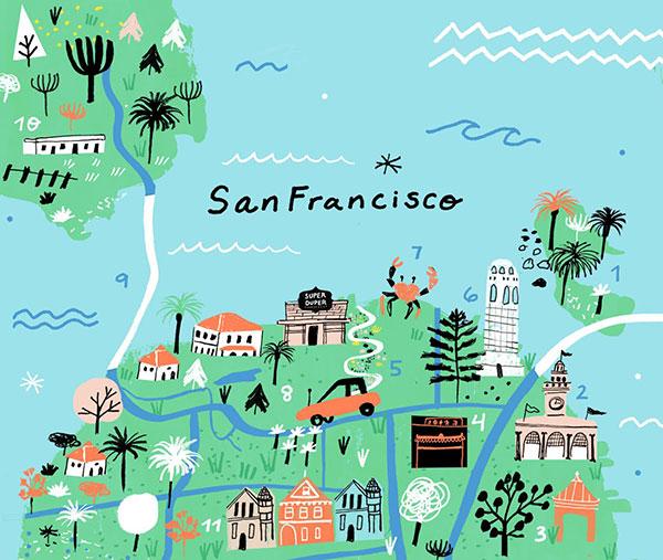 San Francisco 3 Hour Tour on victoria sightseeing map, santa cruz sightseeing map, fisherman's wharf sightseeing map, hollywood los angeles sightseeing map, japanese tea garden sf map, houston sightseeing map, hong kong sightseeing map, albuquerque sightseeing map, chicago sightseeing map, sf city map, bergen sightseeing map, boston sightseeing map, philadelphia sightseeing map, brooklyn sightseeing map, new jersey sightseeing map, london sightseeing map, california sightseeing map, charleston sightseeing map, tennessee sightseeing map, kansas city sightseeing map,