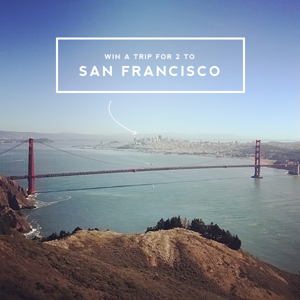 Apartment Guide San Francisco: It's Our Birthday! Win A Trip To San Francisco