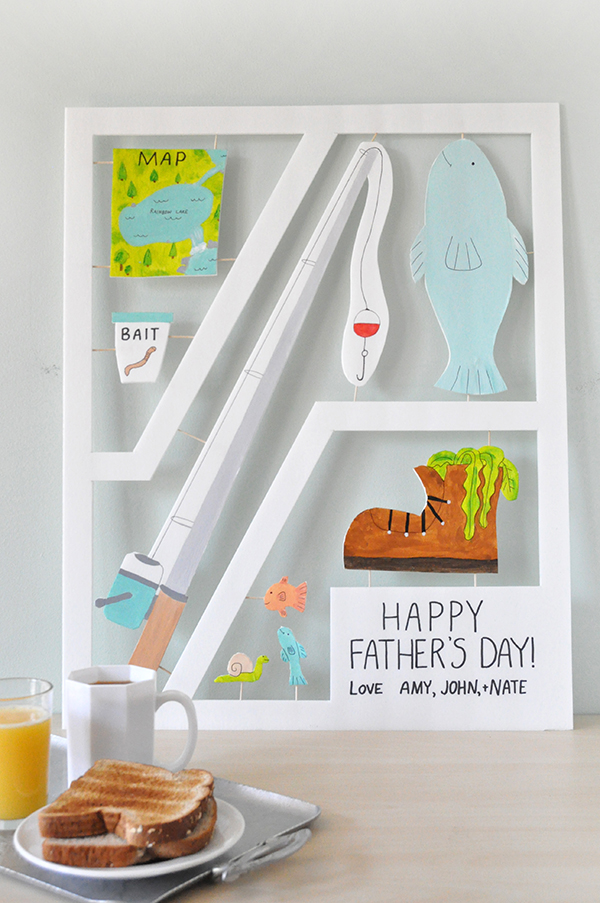 Giant Father's Day Card | Oh Happy Day!