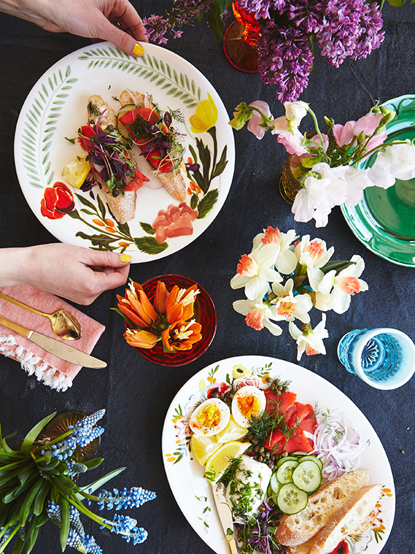 A Summer Garden Party | Oh Happy Day!