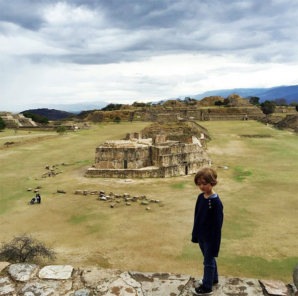 Family Trip to Mexico | Oh Happy Day!