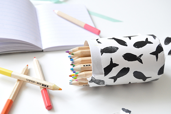 Back To School Wrapping Paper | Oh Happy Day!
