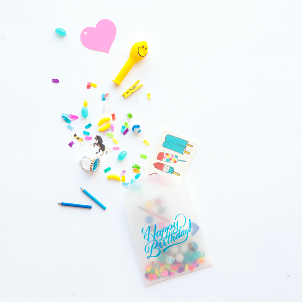Glassine Treat Bags | Oh Happy Day!