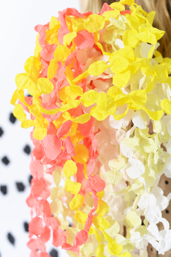 Paper Dots Garland | Oh Happy Day!