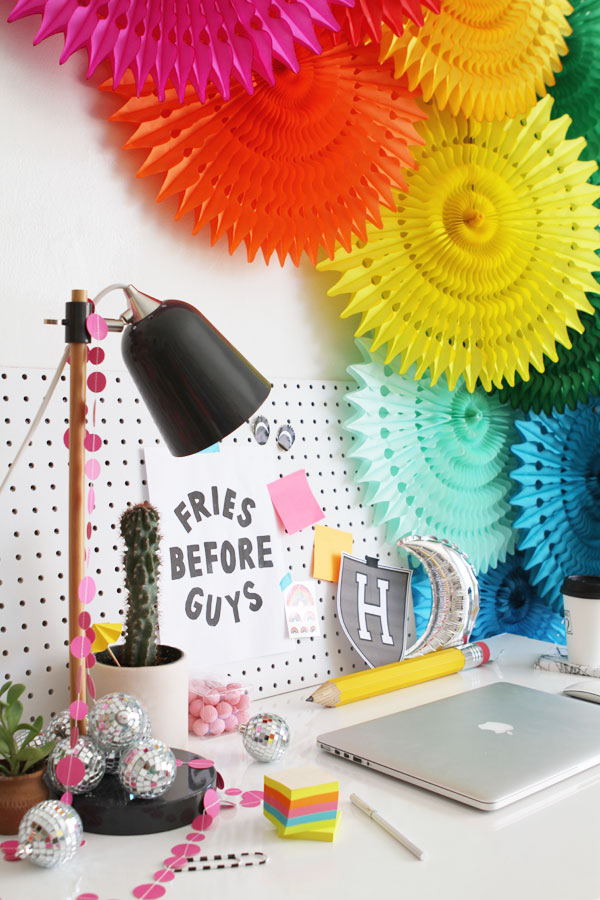 Year-Round Party Decor | Oh Happy Day!